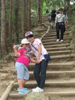 高尾山登ってきました