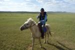 MONGOL 国領院 大草原で乗馬編