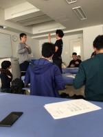 2016.12/11会社全体勉強会&忘年会