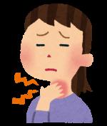 咽喉のイガイガ